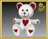 Dancing Valentine Bear