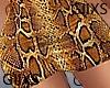 @Snake Skirt RXL