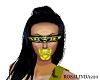 glasses yellow moh