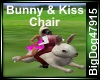 [BD] Bunny & Kiss Chair