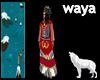 waya!Regalia~Native~Robe