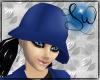 [SW] Blue Rain Hat