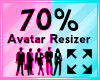 Avatar Scaler 70%