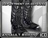 ICO Assault Boots F
