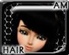 [AM] Witney Black Hair