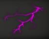 Pink Lightening Animated