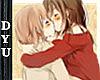 *Dyu* Les Kiss-cutout