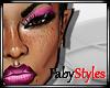 Iesha Makeup Pink