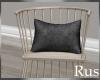 Rus Wood Chair