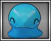 (UW) Goo Head Pet Blue