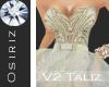 :0zi: V2 Taliz Gown