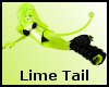 Lime Lion Tail