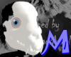 Teeth Color Skull Mask M V3