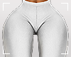 ṩTHICK Pants White rll
