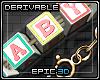 [3D]*Dev* Baby Brclet R