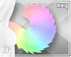 A| Pastel Husky Tail