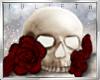 J! Shoulder Skullw/Red