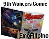HEROES 9th Wonders Comic