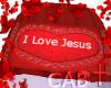 I love you Jesus Cap