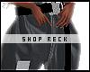 R. Track Pants + Belt