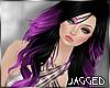 Ginneue black purple