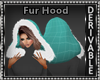 Fur Hood Mesh