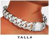YALLA Diamond Choker VVS