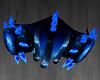 Animated Blue Gas Mask