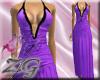 Virginie Dress Purple