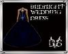 Midnight Wedding Dress