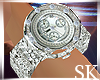 :SK: Daimond Mens Watch