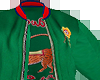 GUCCI GREEN TRACK JACKET