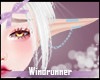 ▲ Pastel Blue Elf Ears