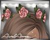 Faun Flower Crown