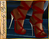I~Cherry Loop Heels*Silv