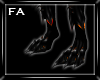 (FA)Dark Feet Fire