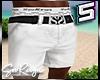 ! Chino Shorts White