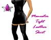 *G* Maneater Mini Skirt
