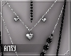 [Anry] Monies Necklace