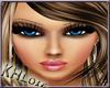 K sexy tan skin pink lip