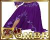 QMBR Boho Pansy Skirt