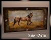 WildHorse Painting Art