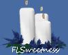 FLS Candles - Blue