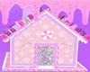Xmas House Cake♡
