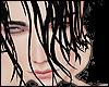 .Messy Hair - Black.