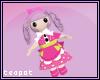 T| Lalaloopsy Doll