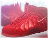 ▲ Red Foamposite