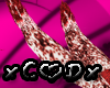xCODx White Zombie Ears