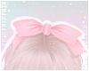 F. Cutie Bow Pinku