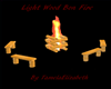 TE Light Wood Bon Fire